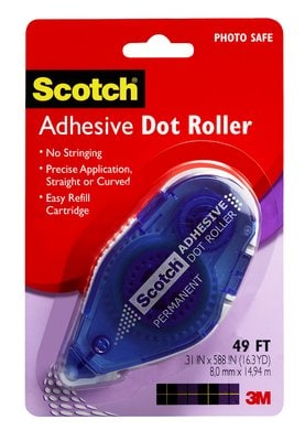 055 Adhesive Dot Roller