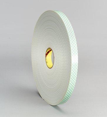3M Double Coated Urethane Foam Tape 4008