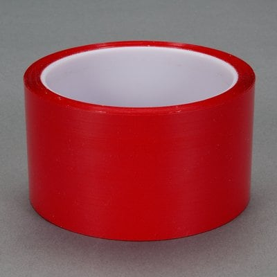 3M(TM) Polyester Film Tape 850 Red
