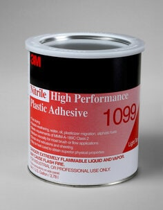 3M(TM) Scotch-Weld(TM) Nitrile Hi Perform Plastic Adhesive 1099