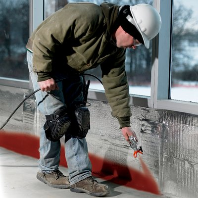 3M(TM) FireDam Spray 200 perimeter red