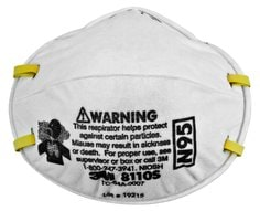 3M(TM)  Particulate Respirator 8110S, N95