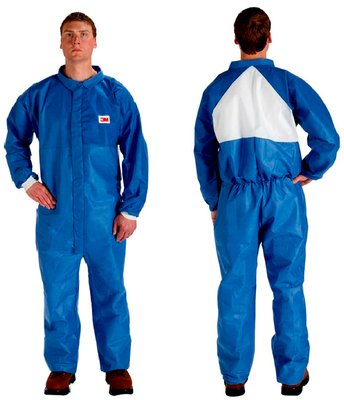 3M Protective Coverall 4530CS Front