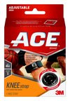 ACE(TM) Brand Custom Dial Knee Strap, Adjustable