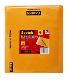Scotch (TM) Bubble Mailers 7914-4