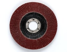 "3M(TM) Cubitron(TM) II Flap Disc 967A, 55603, 60+, 4-1/2"" Type27"