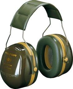 3M™ PELTOR™ Bull's Eye™ III -kuulonsuojaimet H540A-441-GN