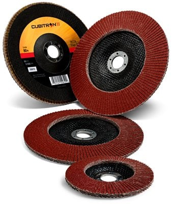 3M™ Cubitron™ II Flap Disc 967A