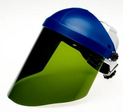 Visor de Policarbonato 3M™ WP96 - Verde Tonalidade 3.0