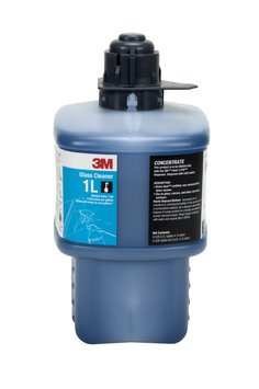 1 - 3M(TM) Glass Cleaner Concentrate 1L