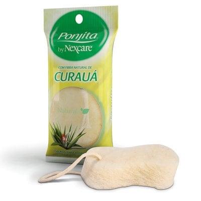 Esponja Nexcare® Fibra Natural Curaua