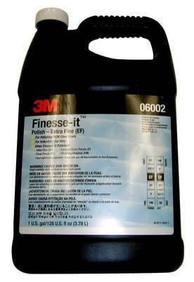 3M™ Finesse-it™ Polish 06002, Extra Fine, Gallon, 4 per case