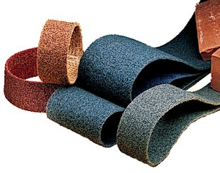 Scotch-Brite(TM) Surface Conditioning Belts A Med