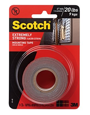 414-48 Scotch(R) Extreme Mounting Tape